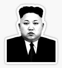 Korean Kim Sticker