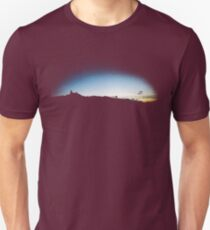 Trosky at dusk, Czech Republic (T-Shirt) T-Shirt