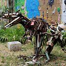 Trashosaurus viennensis by Mythos57