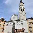 Michaelerkirche, 1010 Vienna Austria by Mythos57