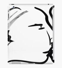 The Kiss -(210517)- Digital artwork: iPad/Zen Brush App iPad Case/Skin