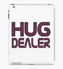Hug dealer iPad Case/Skin