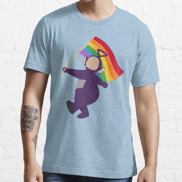 Tinky Winky Pride T-shirt essentiel