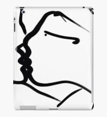 The Kiss -(210517)- Digital artwork: iPad/Zen Brush App. iPad Case/Skin
