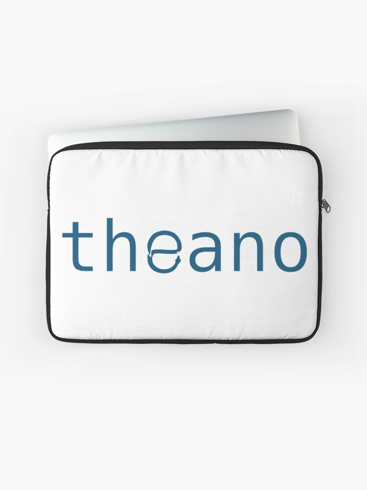 theano -- Python Deep Learning library | Laptop Sleeve