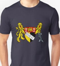 Norfolk Coat of Arms, England T-Shirt
