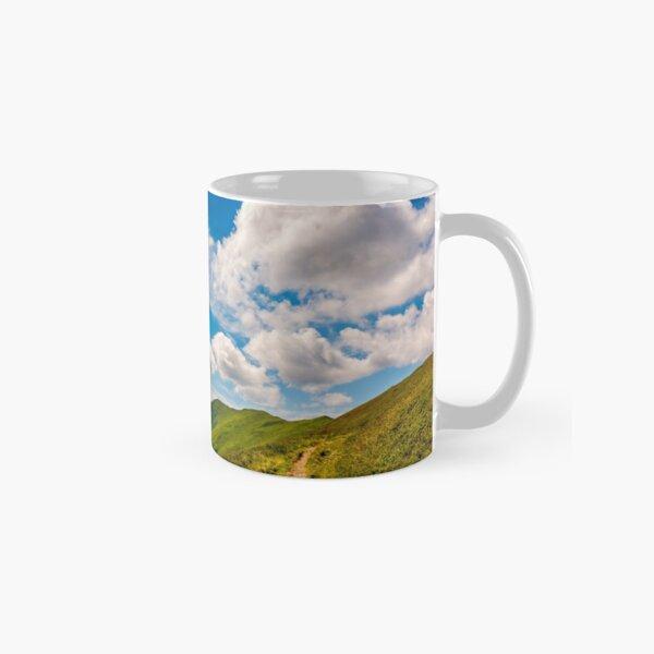 beautiful summer landscape in mountains Classic Mug