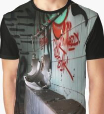 abandoned toilet Graphic T-Shirt