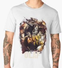 League of Legends OLAF Men's Premium T-Shirt