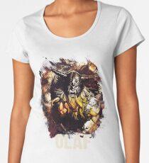 League of Legends OLAF Women's Premium T-Shirt