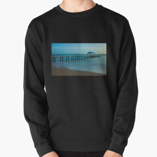 Sullivan Bay Jetty, Sorrento, Mornington Peninsula, Victoria, Australia Pullover Sweatshirt