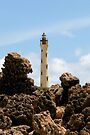 California Lighthouse - Aruba by DJ Florek