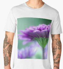 Popping up Purple Men's Premium T-Shirt