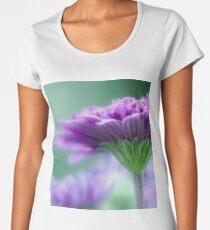 Popping up Purple Women's Premium T-Shirt