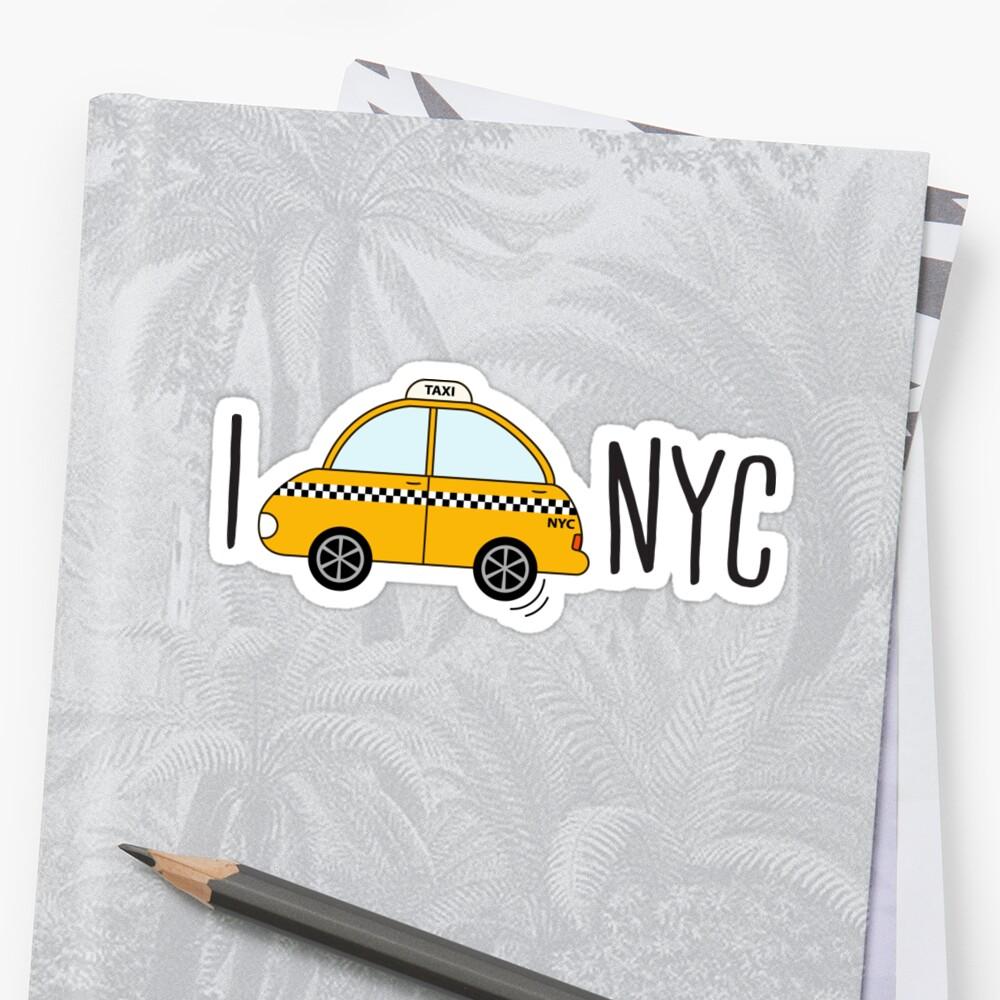 I love NYC by Milatoo