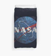 NASA Vintage Emblem Duvet Cover
