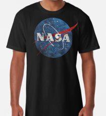 NASA Vintage Emblem Longshirt
