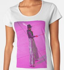 Stilts Man Women's Premium T-Shirt