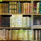 Antique Books by Kasia-D