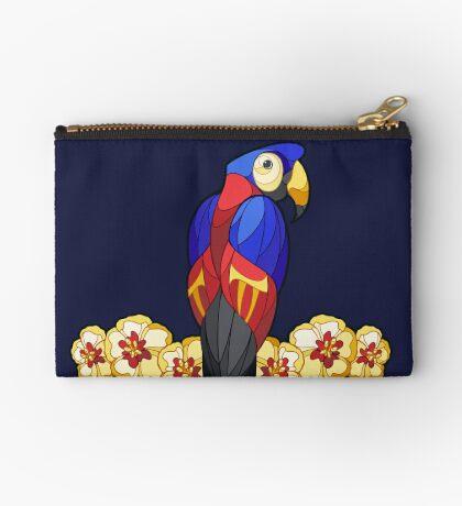 Pride Birds - Polyamory Zipper Pouch