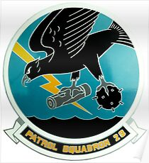 Military Insignia Poster