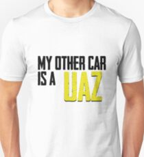 My Other Car is a UAZ T-Shirt