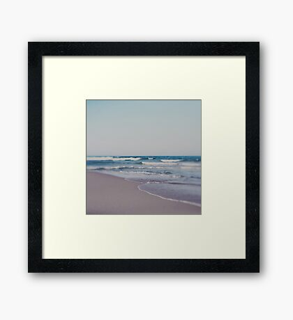 Ombre Framed Print