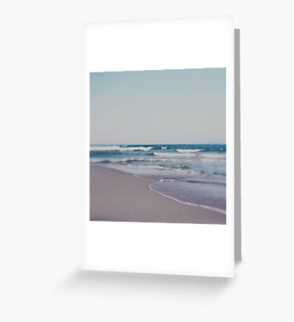 Ombre Greeting Card