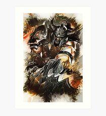 League of Legends TRYNDAMERE Art Print