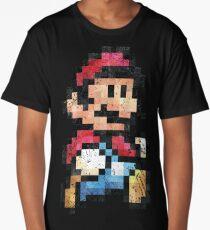 All Stars - Super Mario Bros 3  V01 Long T-Shirt