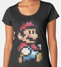 All Stars - Super Mario Bros 3  V01 Women's Premium T-Shirt