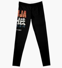 Ninja Gaiden Vintage Emblem Leggings