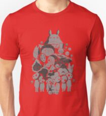 Ghibli Alliance T-Shirt