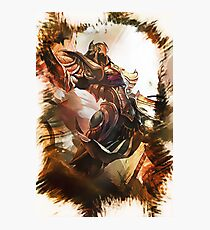 League of Legends AZIR Photographic Print