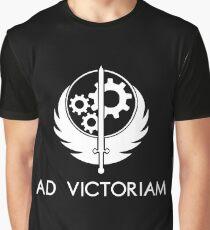Brotherhood of Steel - Ad Victoriam Graphic T-Shirt