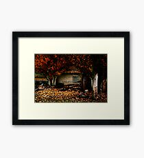 The Dairy Framed Print