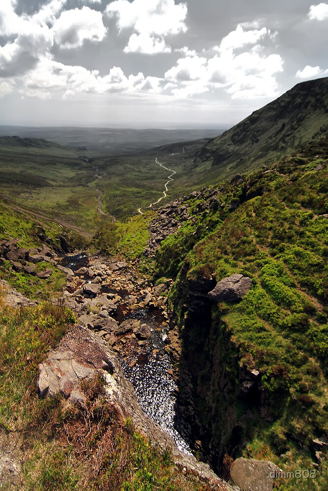Mahon Falls (view 1) by dimm808