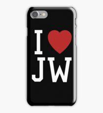 I Love Joss Whedon iPhone Case/Skin
