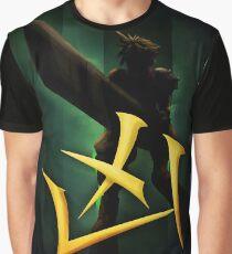 Cross slash - Cloud FFVII Graphic T-Shirt