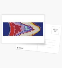Universe of Energy Mosaic Postcards