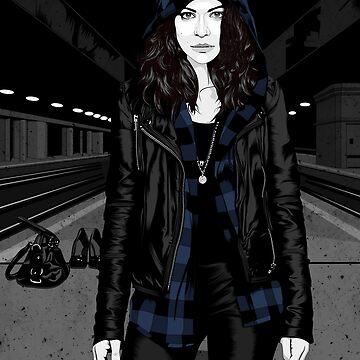 Sarah Manning - Orphan Black by Ingenious-Kat