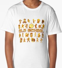 Golden Age of Gaming Long T-Shirt