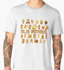Golden Age of Gaming Men's Premium T-Shirt