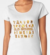 Golden Age of Gaming Women's Premium T-Shirt