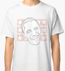 Obama Stars and Stripes Classic T-Shirt