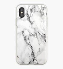 Vinilo o funda para iPhone Mármol blanco