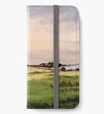 Turnberry Golf Course 12Th Tee iPhone Wallet/Case/Skin