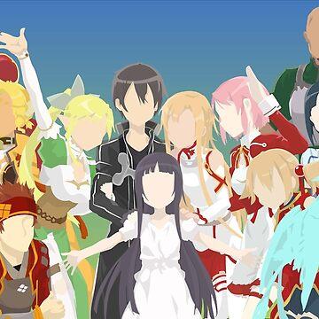 Sword Friends by JaviPlaRo