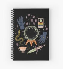 I See Your Future Spiral Notebook