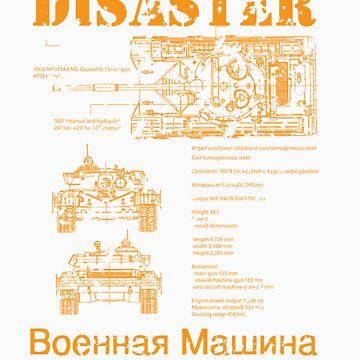 Recipe For Disaster by Kaysar